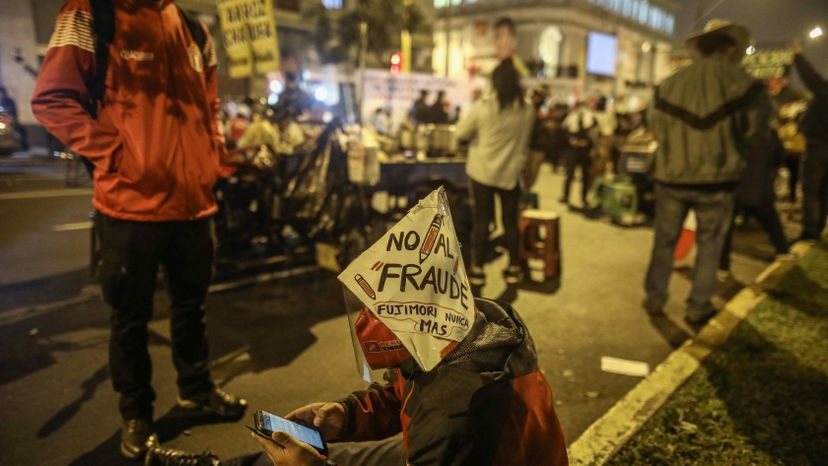 La ONU preocupada por la tensa situación de Perú tras balotaje electoral