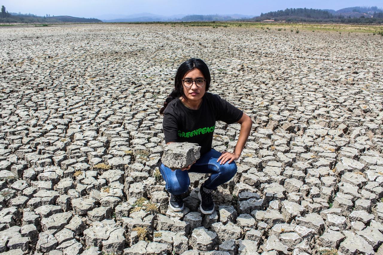 Greenpeace: «La disponibilidad de agua podría bajar un 50% dentro de los próximos 10 años»
