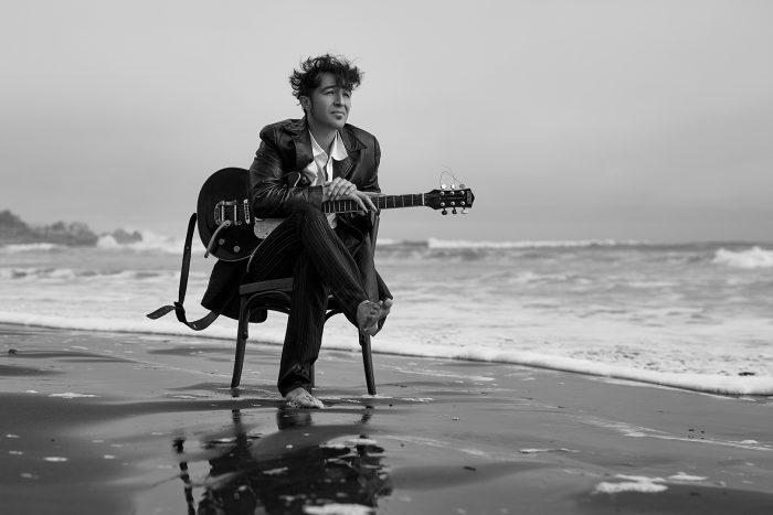 Chinoy anuncia 'Valpo lo hizo cantar', disco doble con sus primeras creaciones