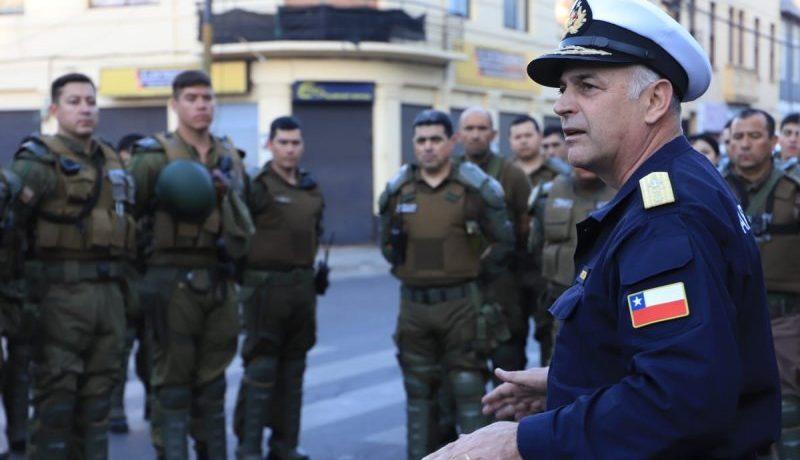 «Nos parece inaceptable que se premie la represión ejercida durante el estallido social»: Cuestionan en Valparaíso designación de nuevo Comandante en Jefe de la Armada