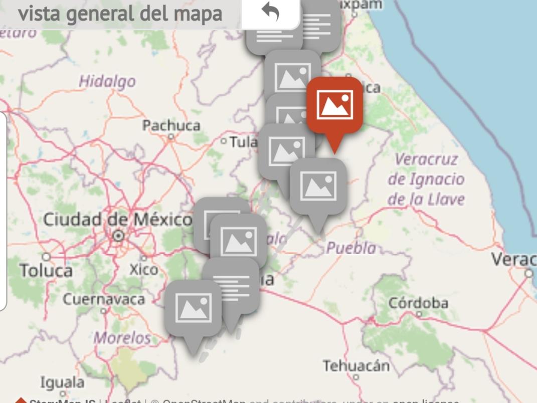 El Ciudadano México realiza un mapeo de los conflictos medioambientales en Puebla