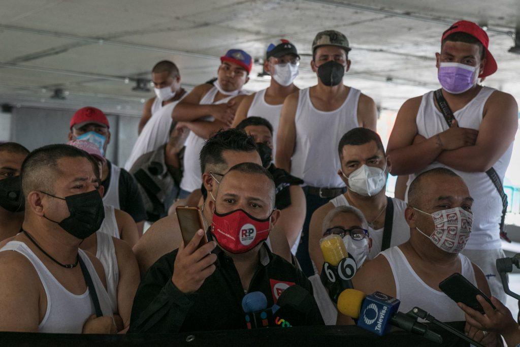 Mastines Autodefensas Electorales FOTO: MOISÉS PABLO/CUARTOSCURO.COM