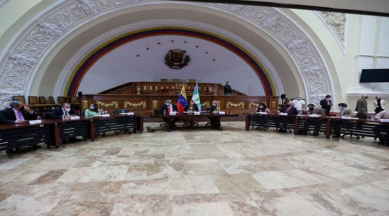 Venezuela designa su grupo de diputados ante el Parlatino