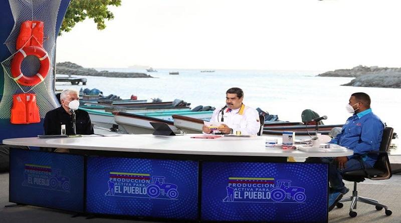 «Inmunidad de rebaño»: Maduro adelanta que para octubre el país puede abrirse y tener más actividad