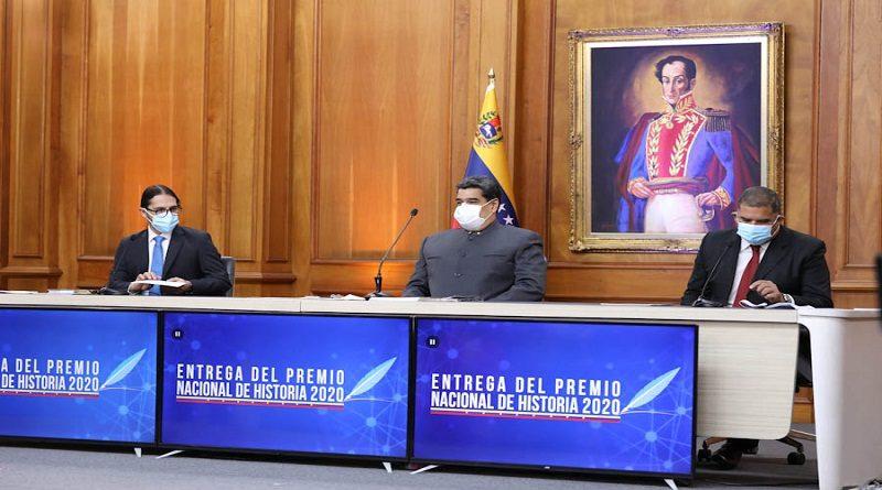 Maduro denuncia que Venezuela enfrenta agresión permanente de EE. UU., Canadá y UE
