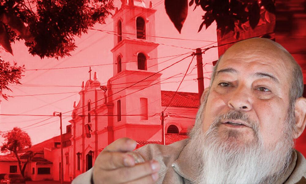 Rosa Torino, el sacerdote argentino señalado como narco y violador