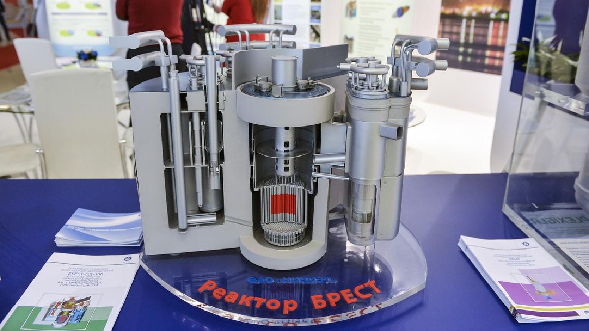 Rusia apuesta a la construcción del primer sistema nuclear de nueva generación del mundo