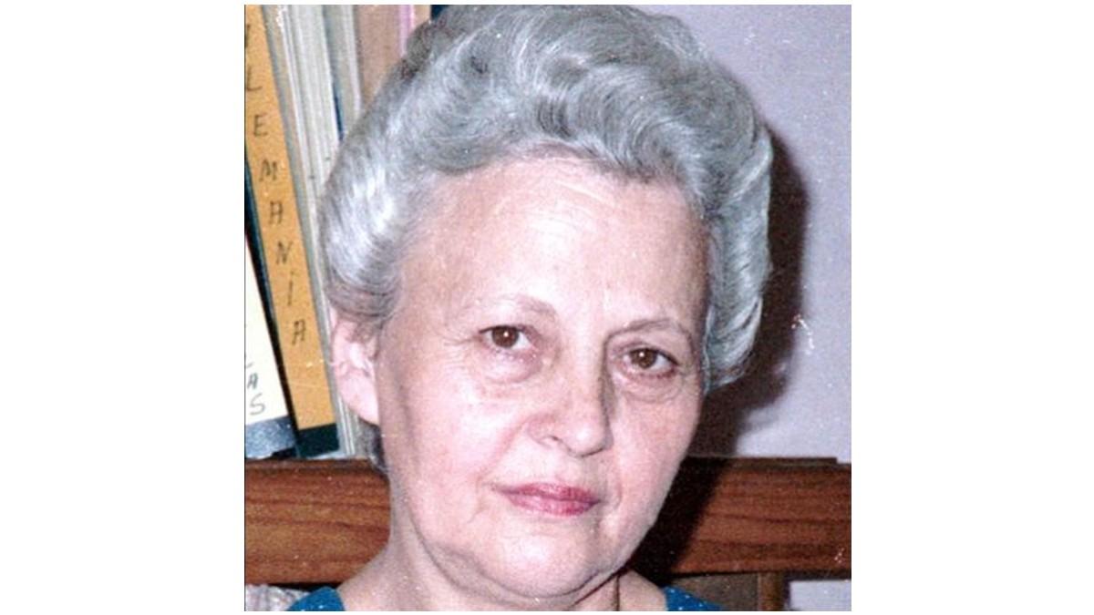 Fallece Elda Trinchero abuela de la Plaza de Mayo en Argentina
