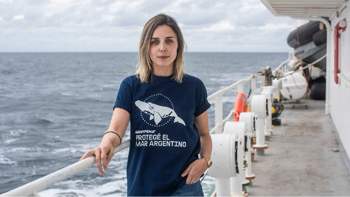 Ecologista Luisina Vueso: «Los estudios que existen hablan de probabilidades de derrame de 100%, con lo que implicaría eso para las comunidades costeras, que viven del mar, del turismo o de la pesca»
