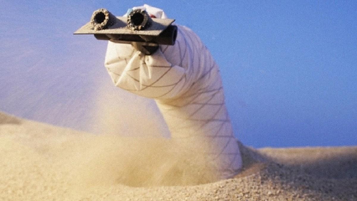 (Video) Diseñan robot en forma de 'lombriz' capaz de desplazarse por entornos subterráneos