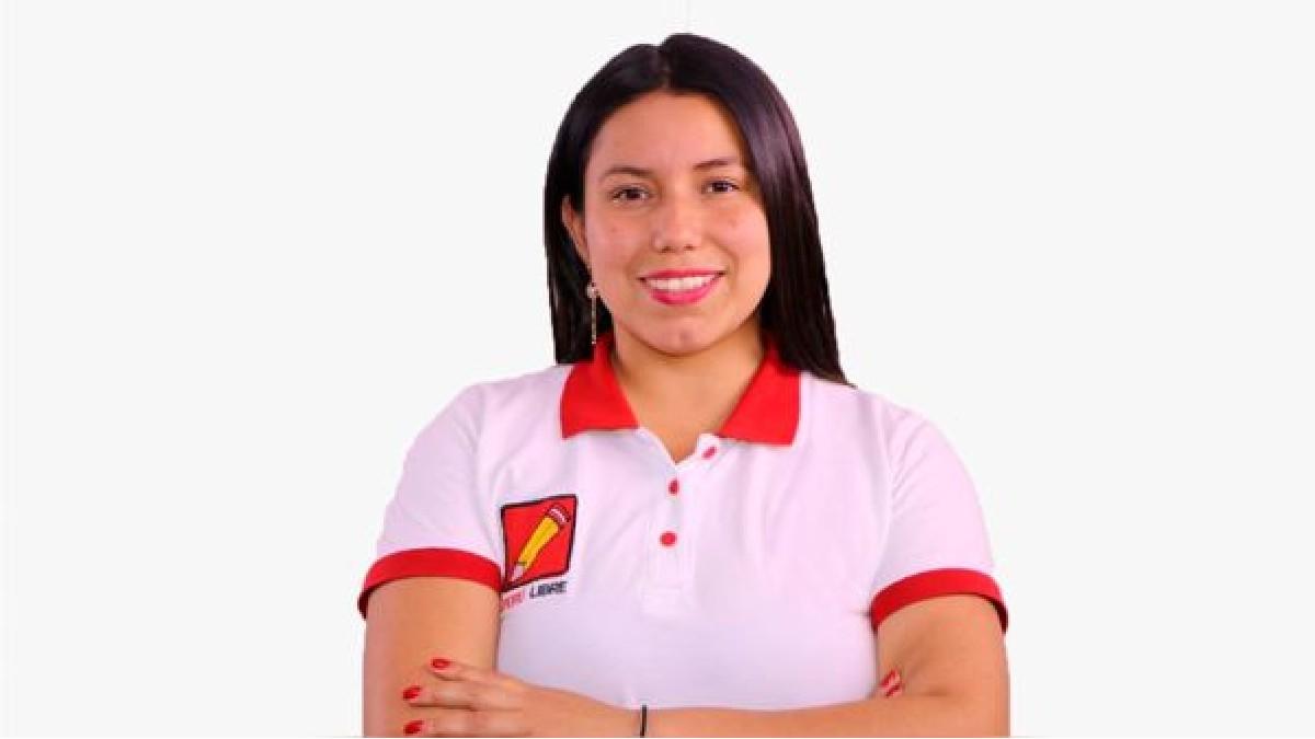 Congresista Zaira Arias: «Perú Libre plantea la revaloración de la mujer en todos los ámbitos, en la política, en la independencia económica y en todos los espacios donde pueda desarrollarse»