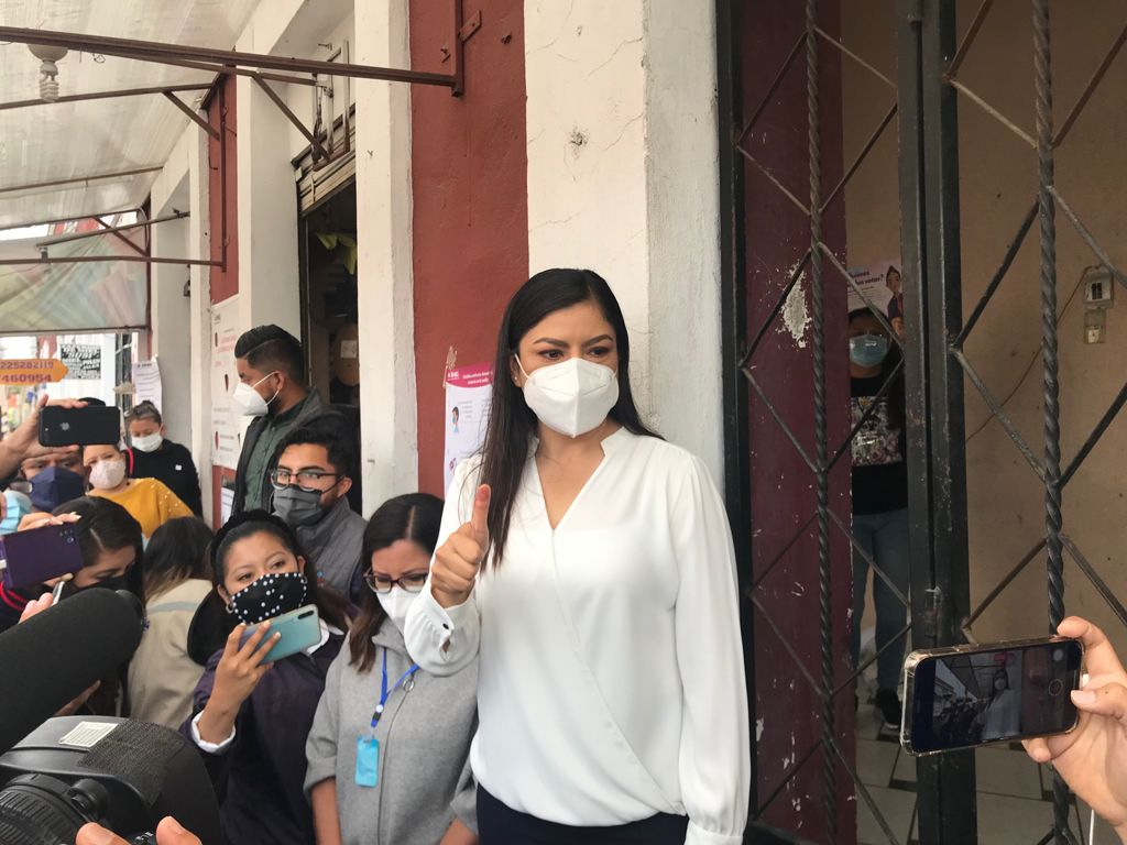 Desmiente Ayuntamiento contagio de COVID-19 de Claudia Rivera