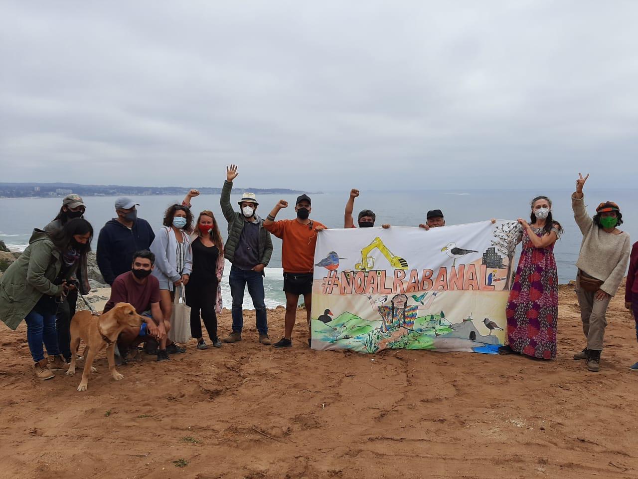 Victoria ciudadana en Algarrobo: Justicia ordena a proyecto inmobiliario mantener sus obras paralizadas