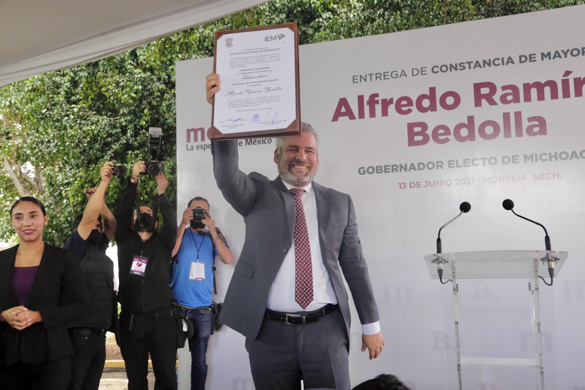 "Las elecciones en Michoacán huelen a ""narcovotos"""