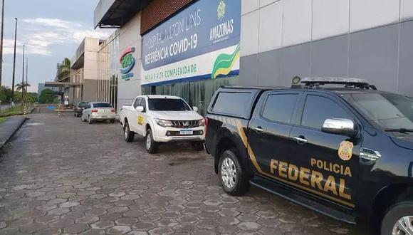 Brasil: allanan residencia de gobernador de Amazonas por caso de desvío de fondos