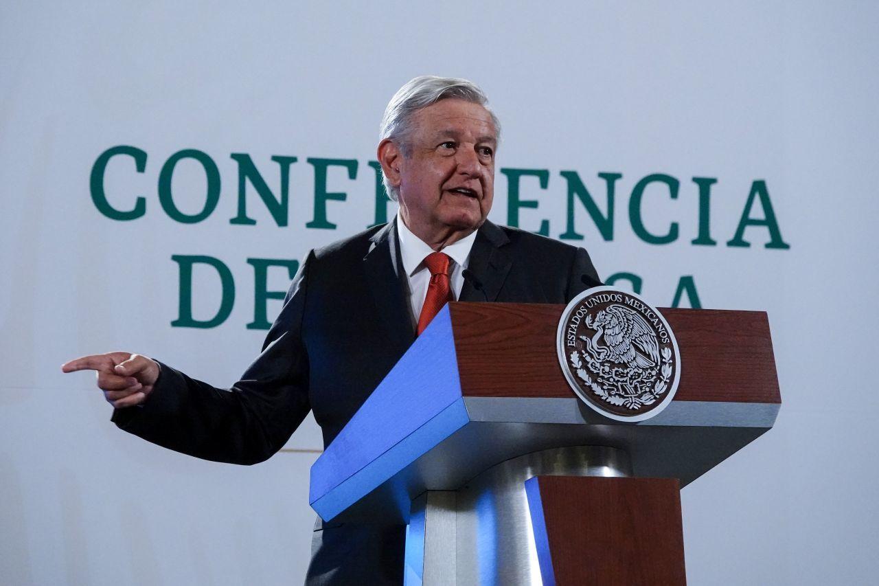 El presidente Andrés Manuel López Obrador se reúne con empresarios