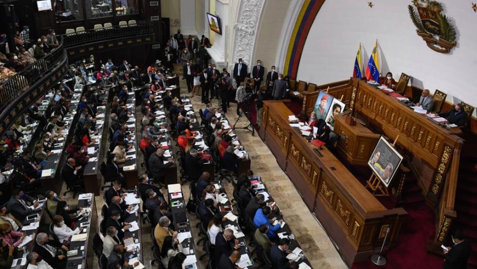 AN venezolana aprobó acuerdo de salutación al Congreso Bicentenario de los Pueblos