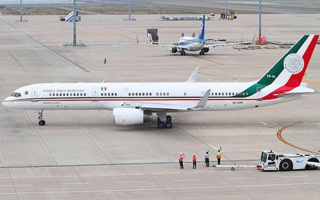 Venden avión presidencial «Benito Juárez» en 65 millones de pesos