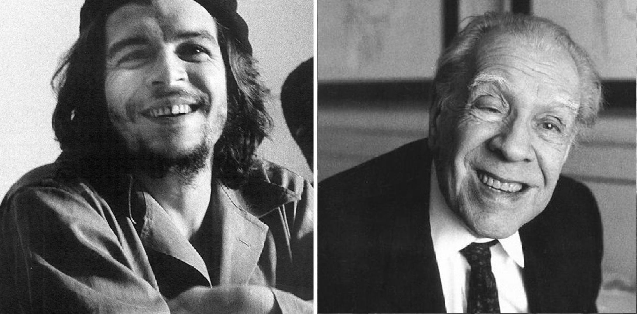 Borges y el Che: los argentinos que cambiaron al mundo