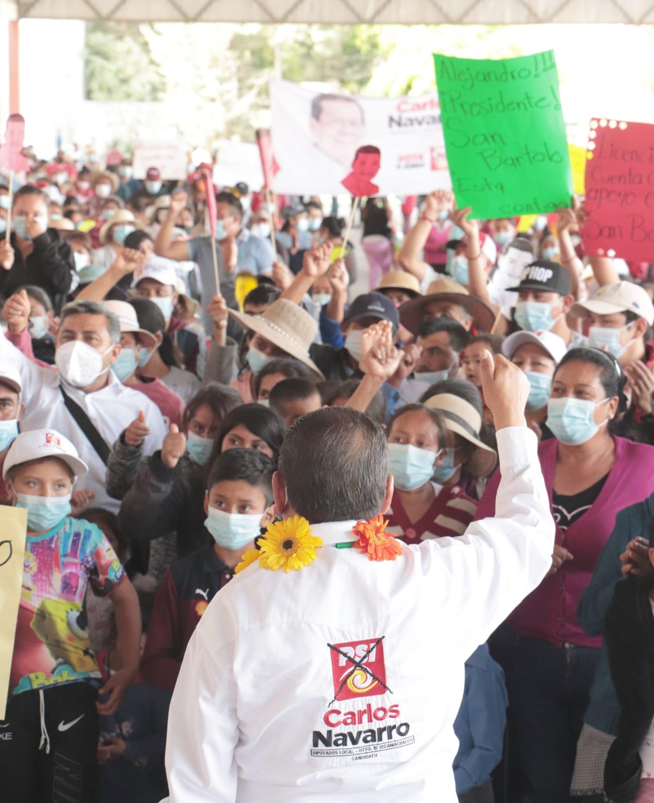 PSI: lecciones de cómo sobrevivir a (y vivir de) las grandes fuerzas políticas de Puebla