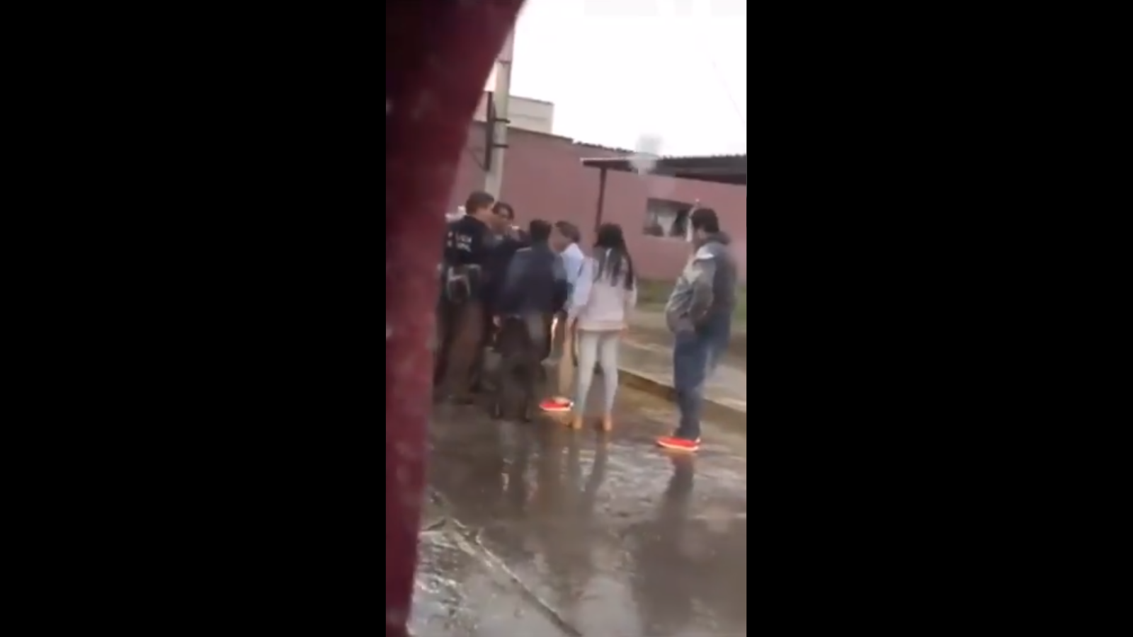 Detienen a joven en Xoxtla y muere en los separos; señalan asesinato de la policía
