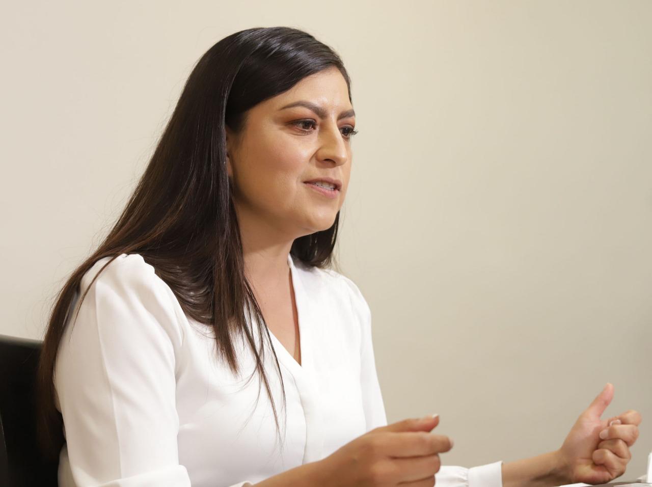 Claudia Rivera lleva a la Sala Superior impugnación por uso indebido de recursos en precampaña