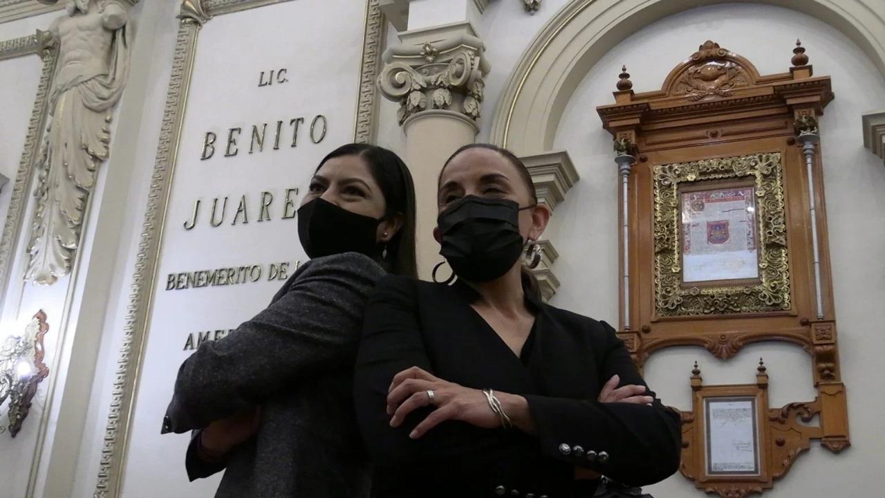 Ordena TEEP nueva resolución por violencia política contra Claudia Rivera y alcaldesa suplente