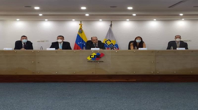 Megaelecciones 21N: CNE de Venezuela habilita coalición opositora MUD