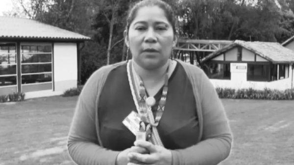 Hombres armados asesinan a una lideresa indígena y a su pareja en Colombia
