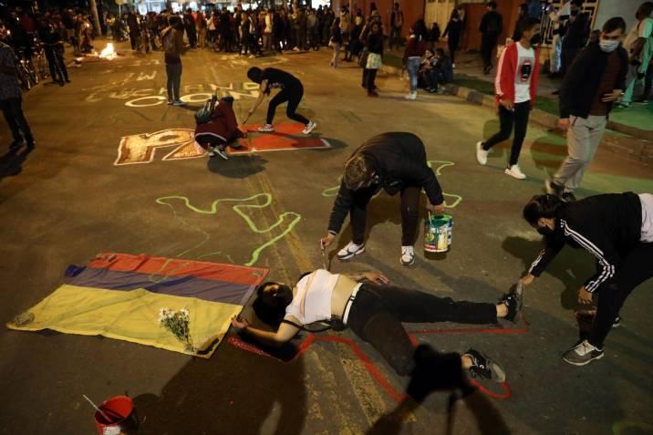 Paro Nacional de Colombia: Unión Europea manifestó su preocupación por muertes durante protestas