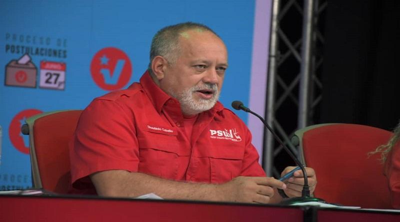 PSUV explica procedimiento de postulación de precandidatos a las regionales