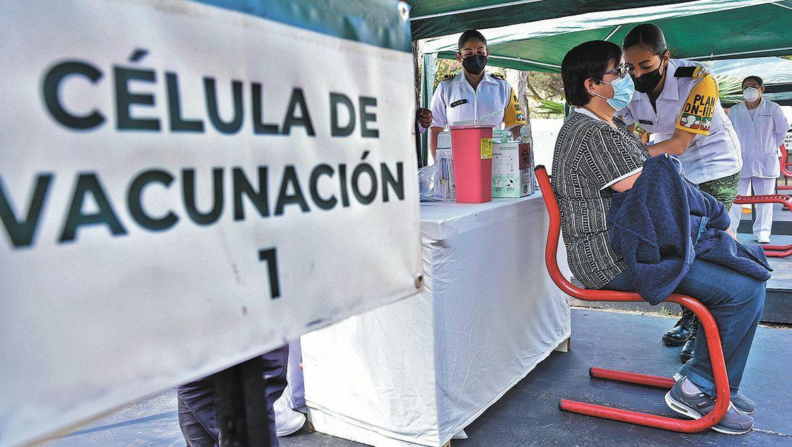 Más de 191 mil gestantes vacunadas contra Covid-19 en México