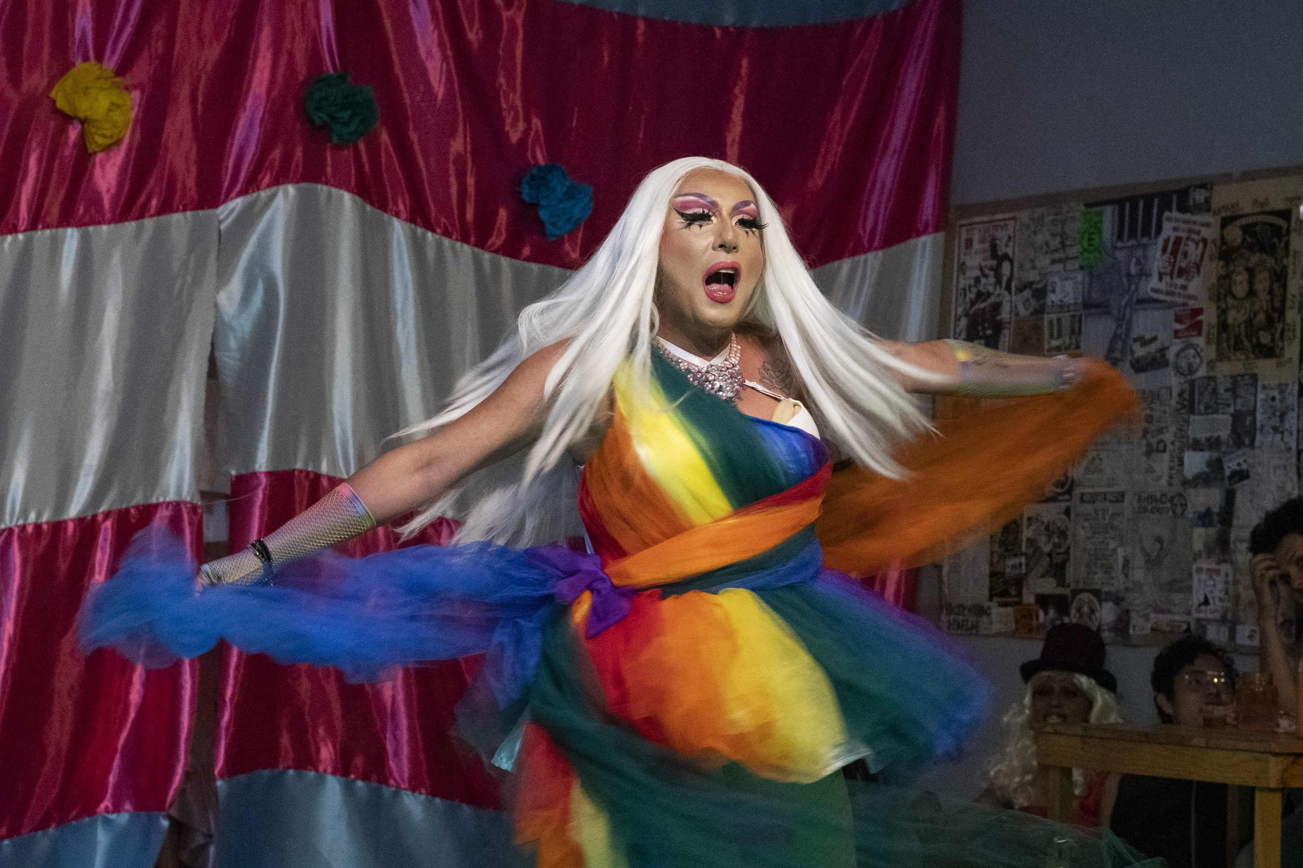 Orgullo diverso: mi primer experiencia con el mundo drag 👑