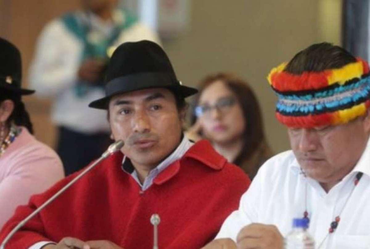ecuador indígenas movilización combustible