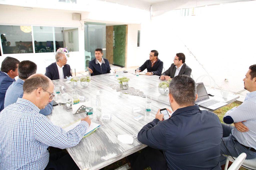 Economía y Seguridad arrancarán la gestión de Eduardo Rivera Pérez