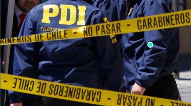 Encuentran a hombre asesinado sobre carretilla en plena vía pública de Talca