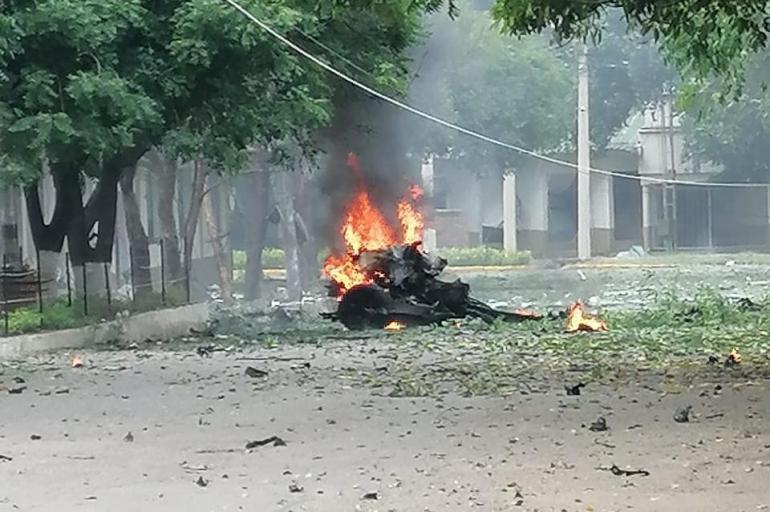 explosión carro bomba cúcuta