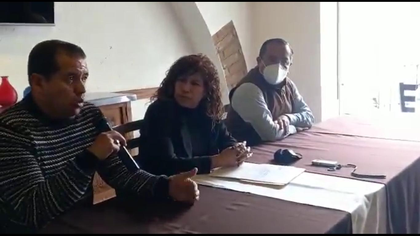 Se unen excandidatos de San Martín Texmelucan para exigir que se repitan las elecciones