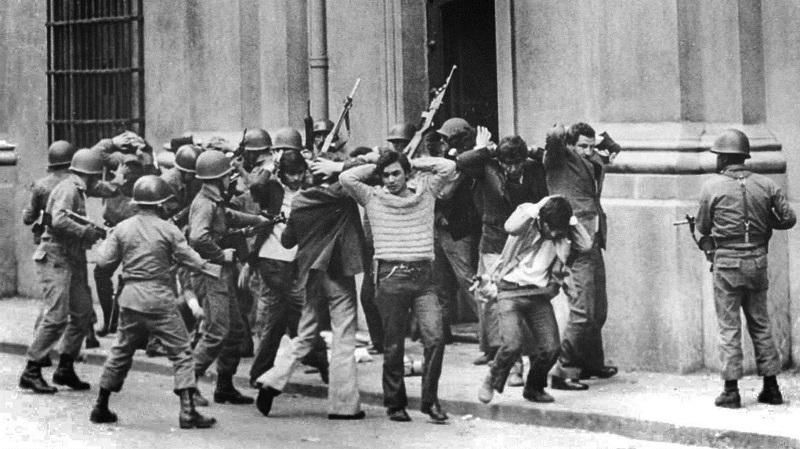 La derecha y sus Fuerzas Armadas: historia criminal contra el pueblo de Chile