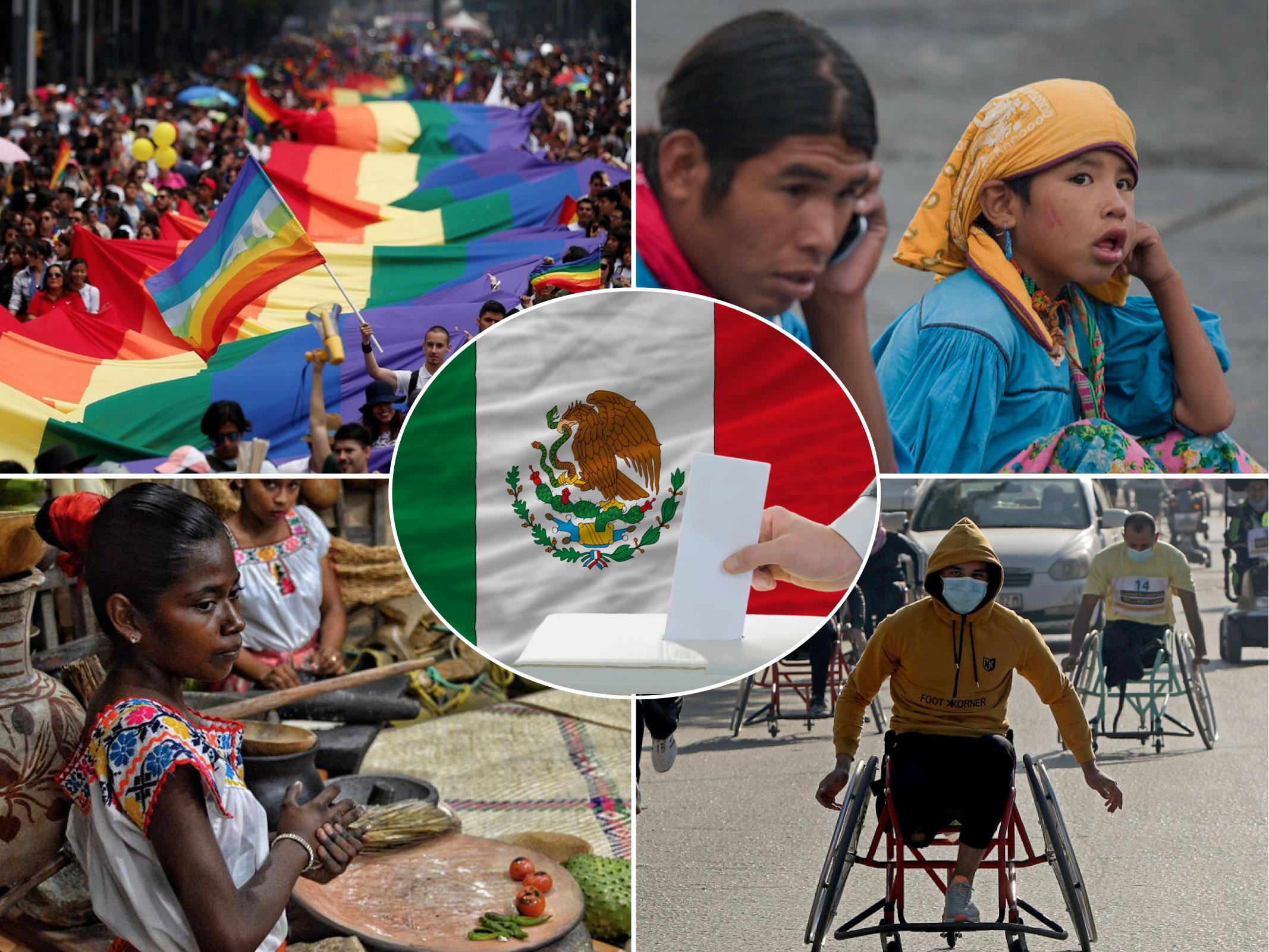 Oportunistas se aprovechan de la paridad de género e inclusión electoral para conseguir candidaturas en México