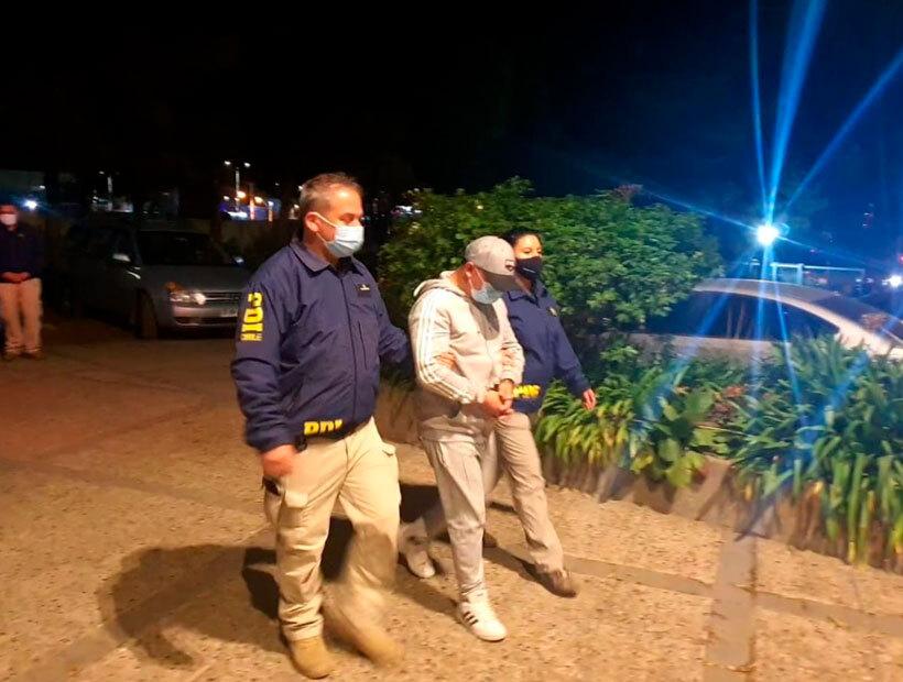 Decretan prisión preventiva para hombre de 42 años acusado por desaparición y violación reiterada de menor en Valparaíso