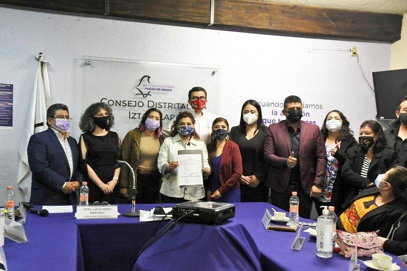 Reciben alcaldes de la Ciudad de México constancias de mayoría