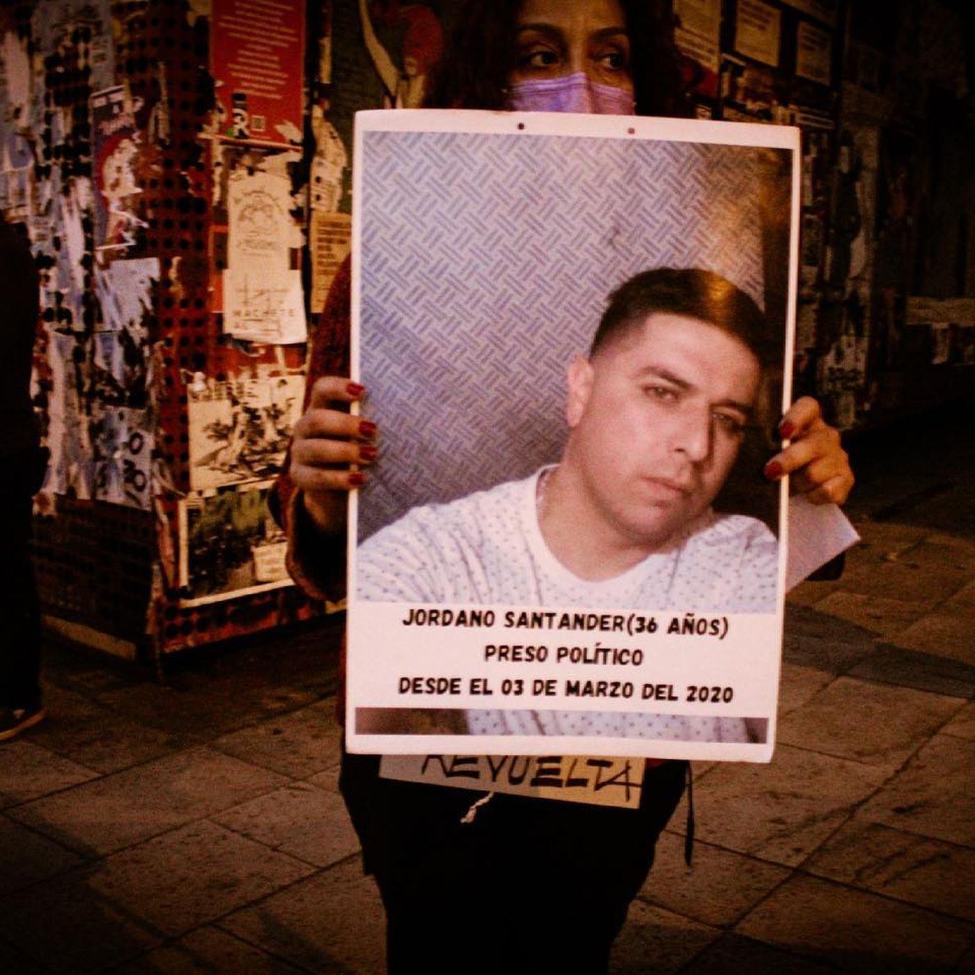 Diputados FA y PC piden libertad para Jordano Santander, preso de la revuelta en la Cárcel de San Antonio