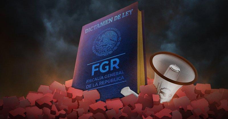 Urgen activistas a cambiar sistema de justica de la PGR