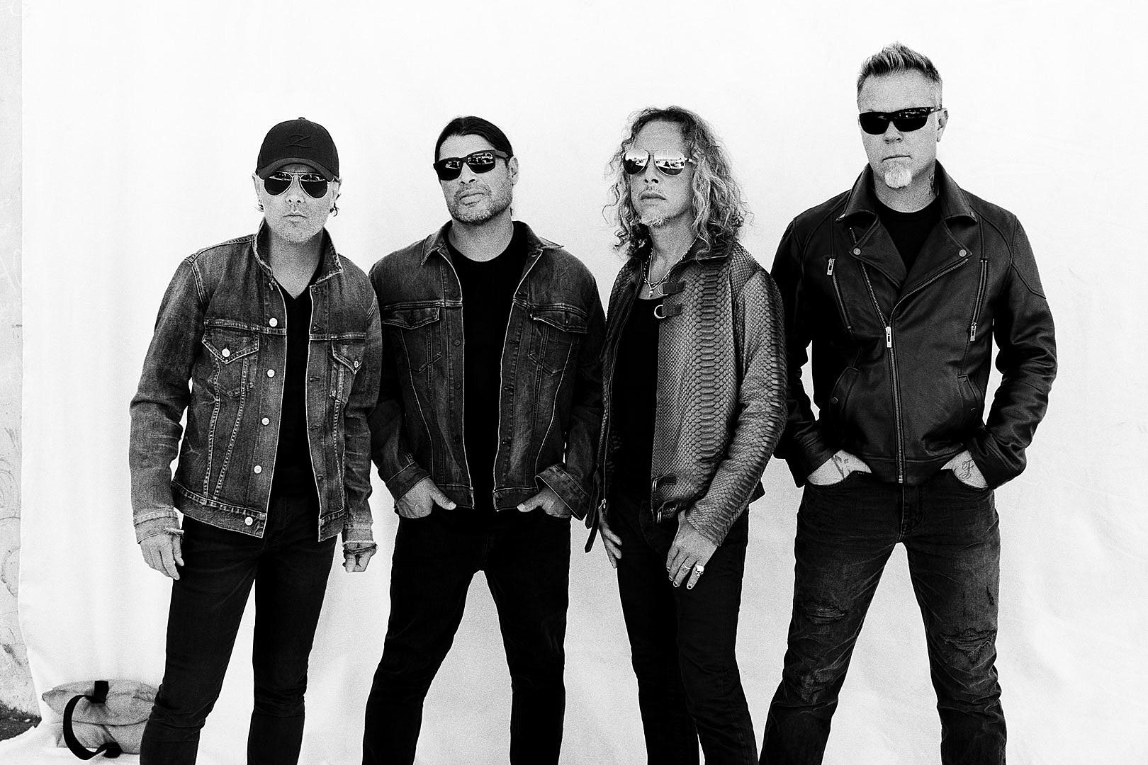 El «indignante», pero filantrópico «The Black Album» de Metallica