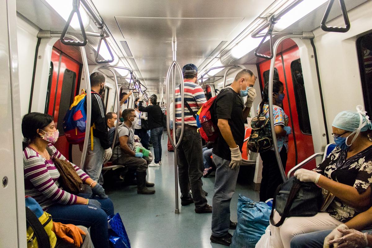 Ministro de Transporte de Venezuela denunció sabotaje a red eléctrica de alta tensión del Metro de Caracas
