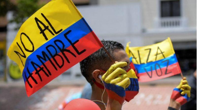 «Movimiento muy nacional»: ONU no tiene evidencia de participación externa en protestas de Colombia