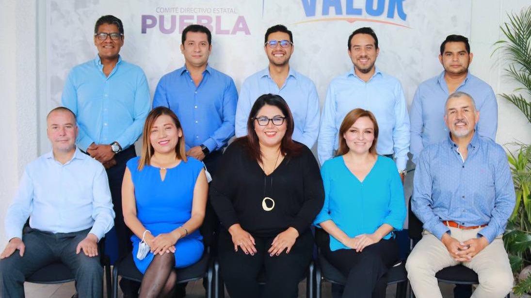 PAN de Puebla mueve sus piezas: Giles a la secretaría general y Oswaldo Jiménez será coordinador en la capital poblana