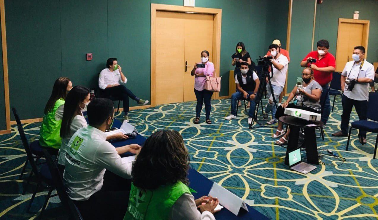 Partido Verde Ecologista de México: Una historia de trampas