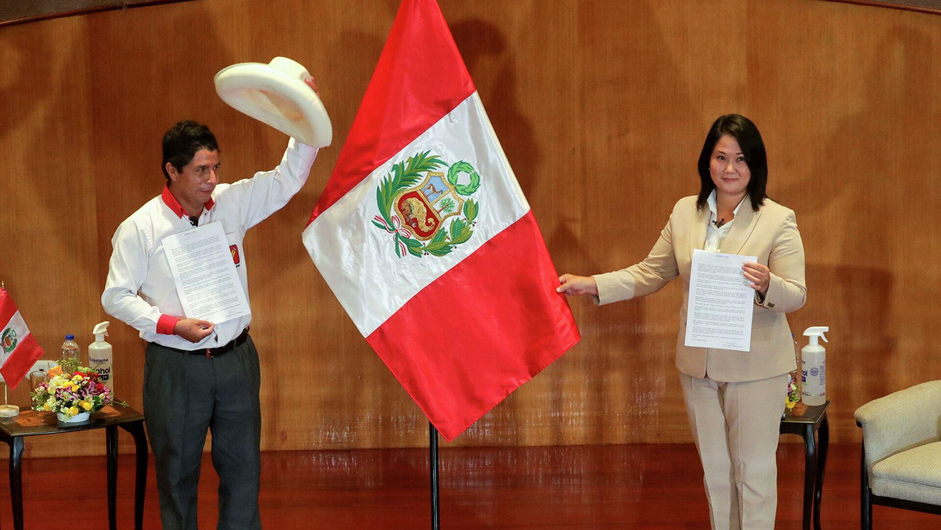 Pérou: Que peut-il se passer avec les demandes de nullité de Keiko Fujimori contre 802 bureaux de vote?